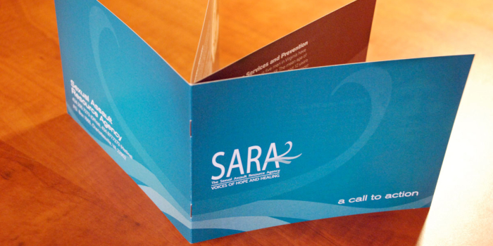 Sexual Assault Resource Agency <h2>(SARA) Fundraising Materials</h2>