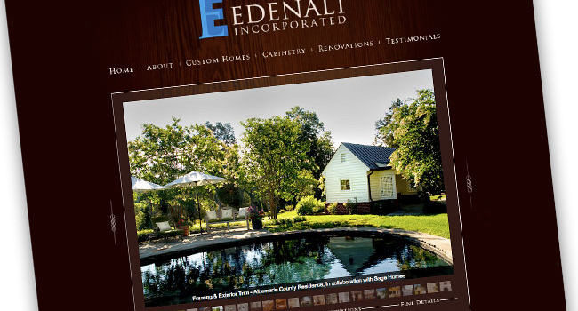 Edenali <h2>Website</h2>
